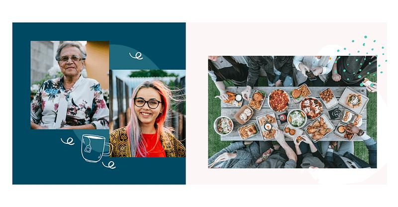 US Digital Response Hackathon - Meals Together - Visuals