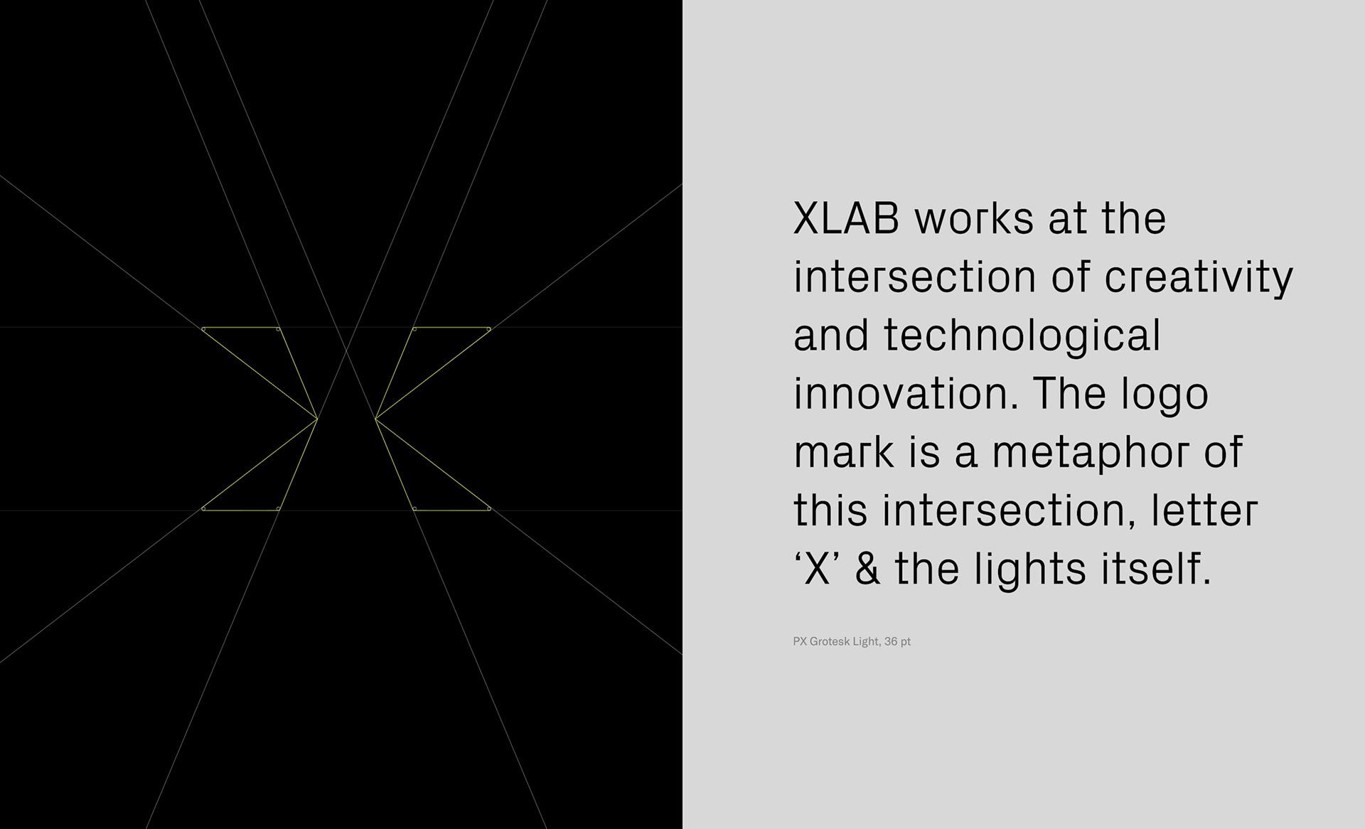 Xlab - Case-study - Brand-Identity