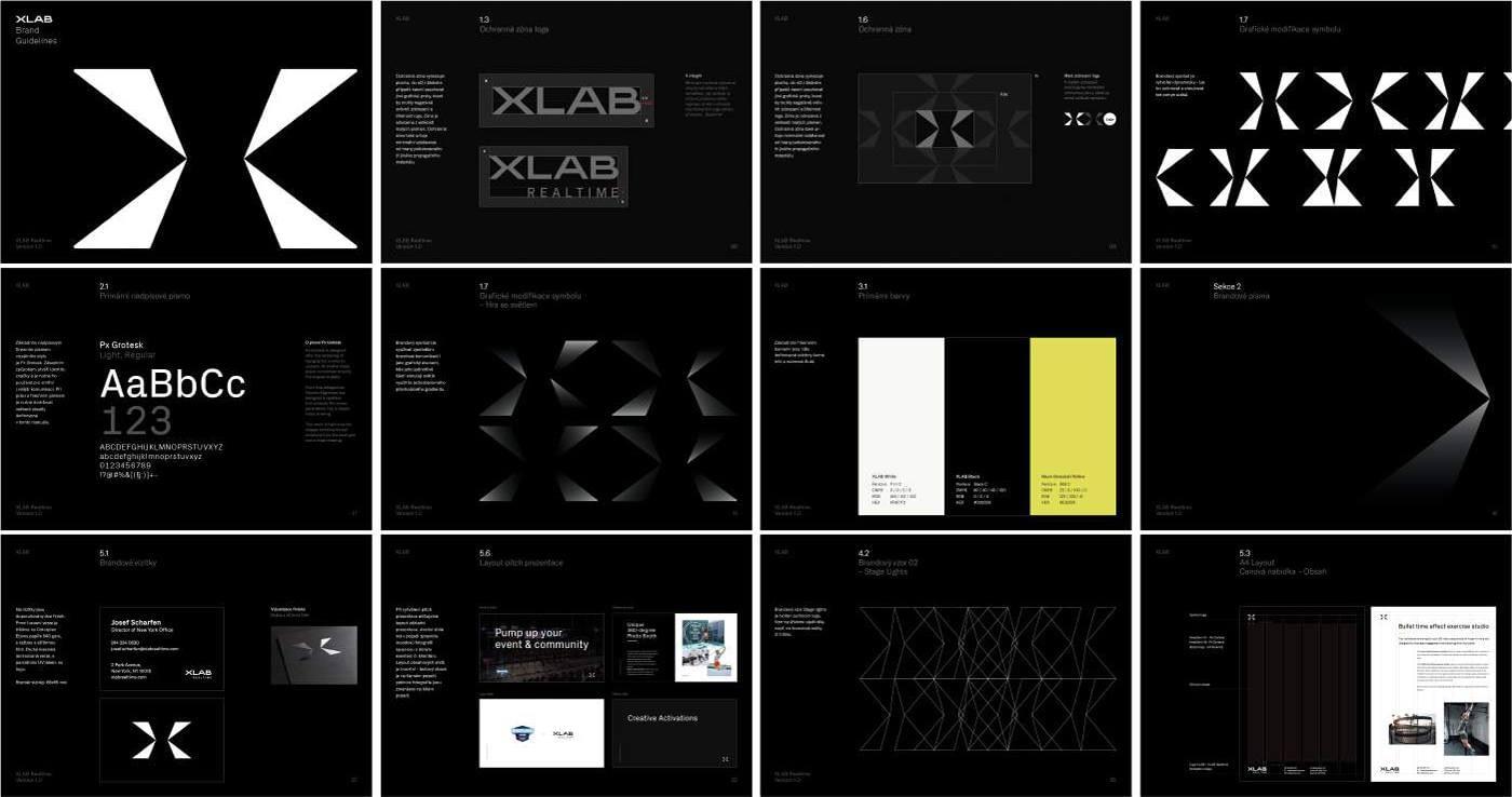 Xlab - Case Study - UX Design