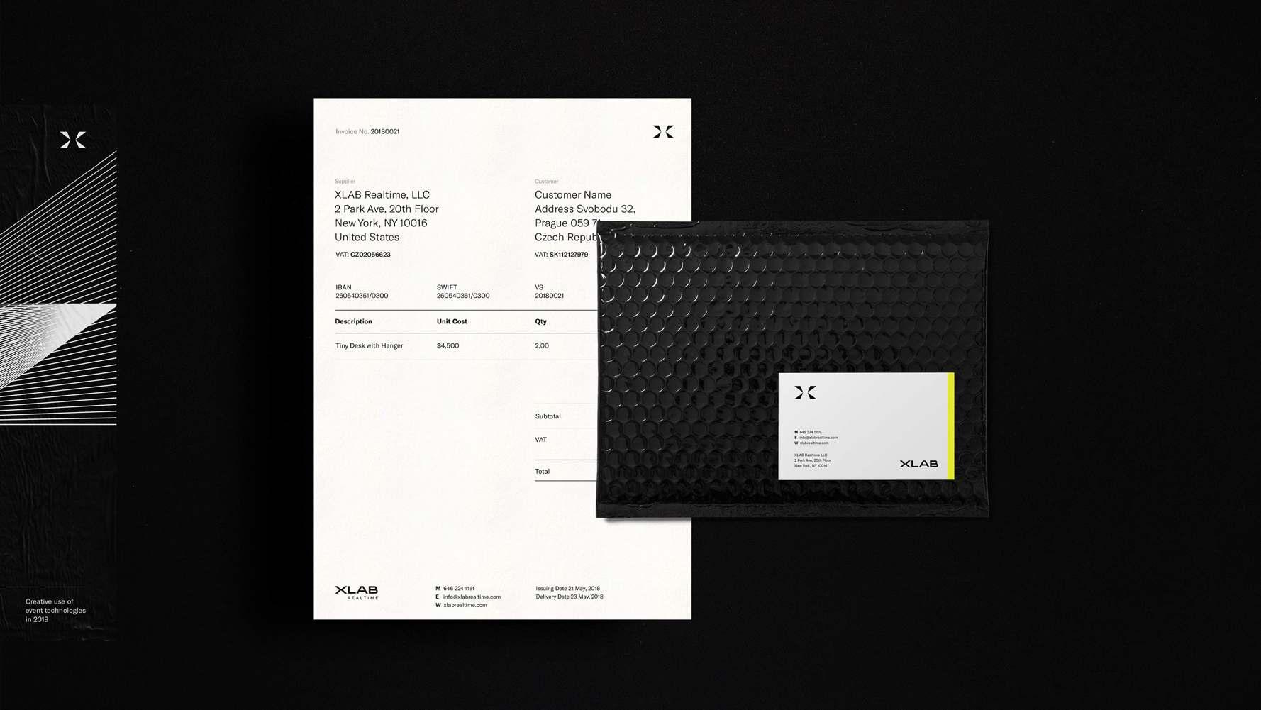 Xlab - Case Study - Extra Branding